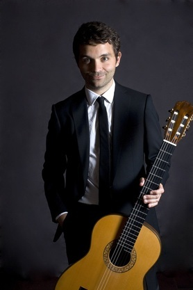 Thomas Echols - Classical Guitarist San Antonio
