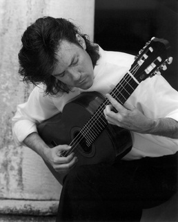 Tony Morris - Classical Guitarist San Antonio